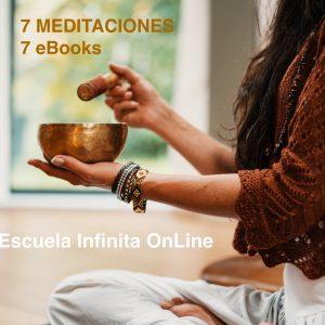 7 MEDITACIÓNES + 7 eBOOKS